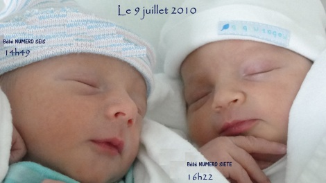 Jumeaux_SEIS et SIETE