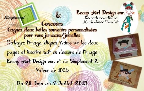 concours juillet