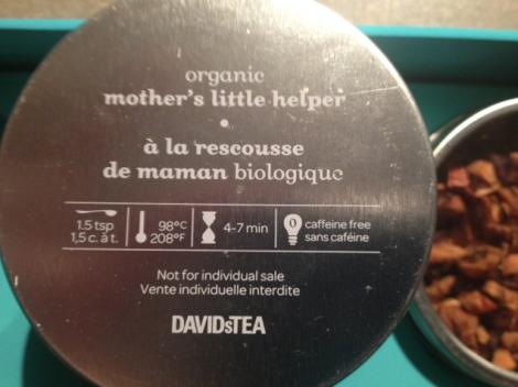 thé david's tea