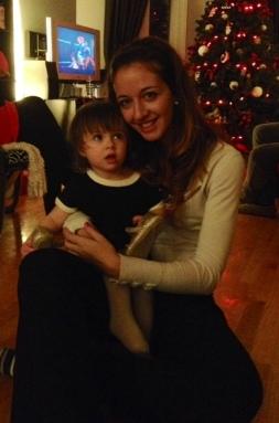 Noel et moi et juliette